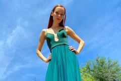 Зелената рокля 2