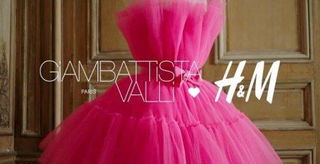 Giambattista Valli X H&M колекция